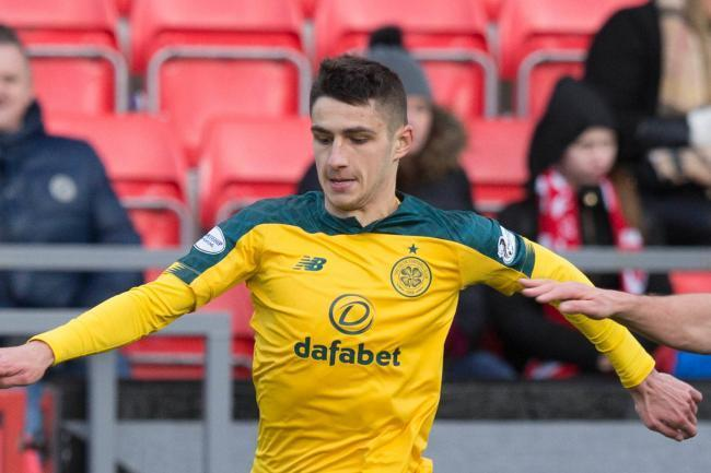 Marian Shved wanted by clubs in Belgium, Holland and Portugal as Celtic look for loan move
