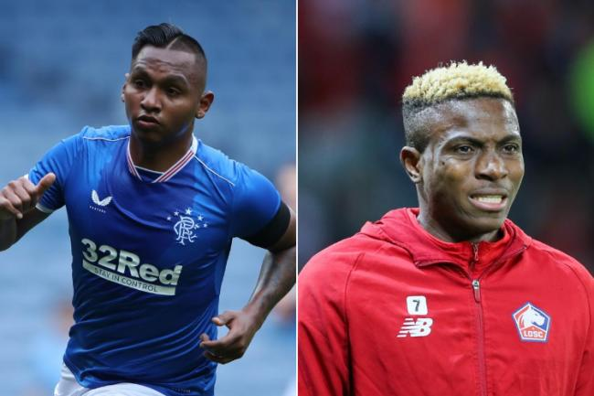 Lille pave way for Alfredo Morelos signing as star man Osimhen sold to Napoli for £63m