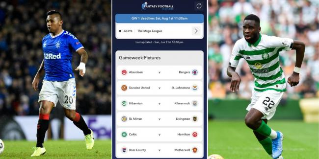 20 most expensive players in Scottish Premiership's fantasy football