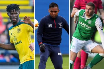 Scottish transfer news as it happened: Celtic and Rangers tipped for Boyle bid, Alfredo Morelos to Lille latest and Bayo loan fight