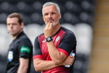 Jim Goodwin: St Mirren should have got a penalty for a Shane Duffy hand ball - Scottish football needs VAR