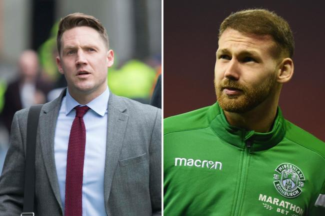 Celtic and Rangers urged to have a punt on Hibs winger Martin Boyle