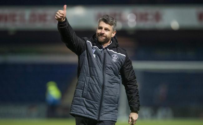 Motherwell's Stephen Robinson in the frame for Bournemouth job after Eddie Howe departure