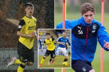 Ex-Rangers and Manchester Utd target Matthew Knox to join Warrenpoint in Danske Bank Premier League