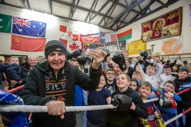 Facebook and live video stream to be set up for funeral of Coatbridge boxing legend Rab Bannan