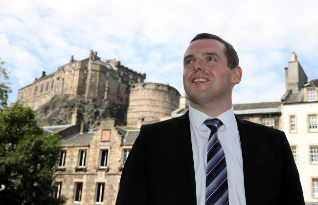 New Scots Conservative party leader Douglas Ross to be assistant referee at Rangers vs St Mirren