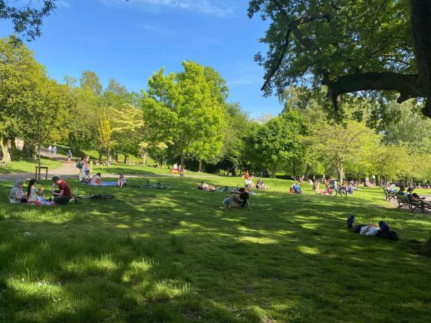 Police to patrol Kelvingrove Park this weekend as alcohol ban returns