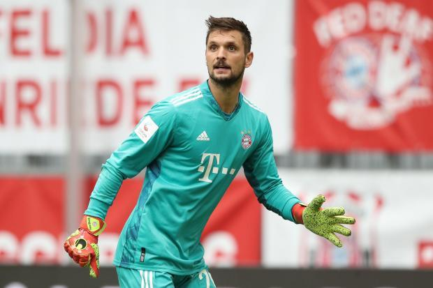 Celtic 'make contact' with Bayern Munich over goalkeeper Sven Ulreich