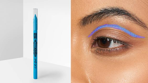 Glasgow Times: Add some flair to your eye look with the L.A. Girl Shockwave Neon Liner. Credit: L.A. Girl