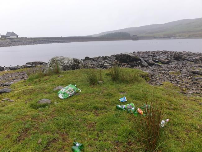 Scottish Water calls for an end to anti-social behaviour at Milngavie reservoir