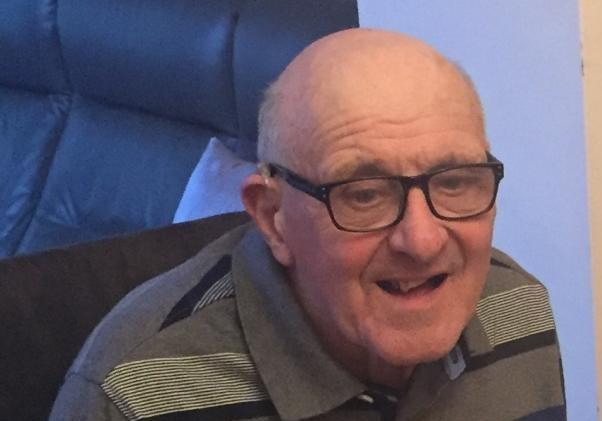 Reappeal for help tracing OAP William Thom still missing from Bishopbriggs
