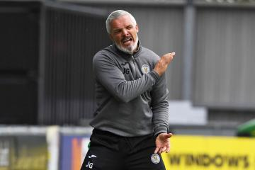 Jim Goodwin's St Mirren striker search continues after missing out on Celtic's Vakoun Bayo