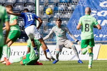 Kilmarnock 1-1 Celtic: Hosts rated after impressive defensive display against champions