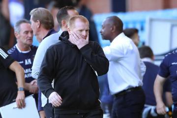 Neil Lennon defends 'rusty' blunder Bhoy Christopher Jullien after slip-up costs Celtic dear at Kilmarnock