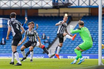 Jak Alnwick confident St Mirren will learn lessons from Rangers defeat ahead of Celtic clash