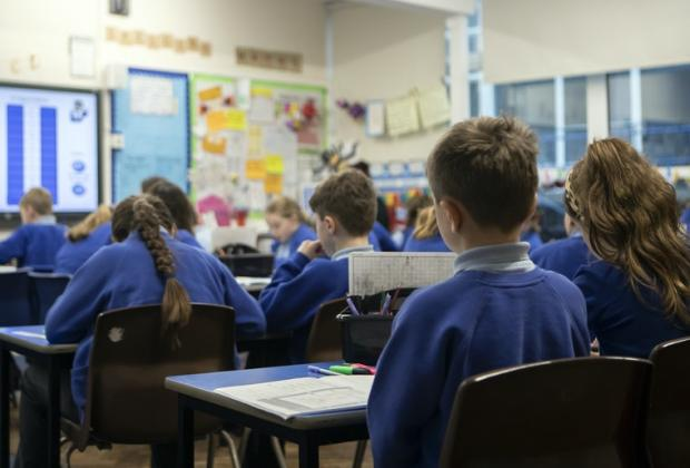 Glasgow Times: Schools are back in Scotland this week
