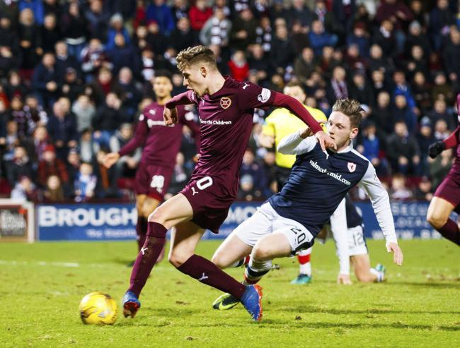 Betfred Cup draw: Group stages throw up tasty clashes as Hearts take on court rivals Raith Rovers