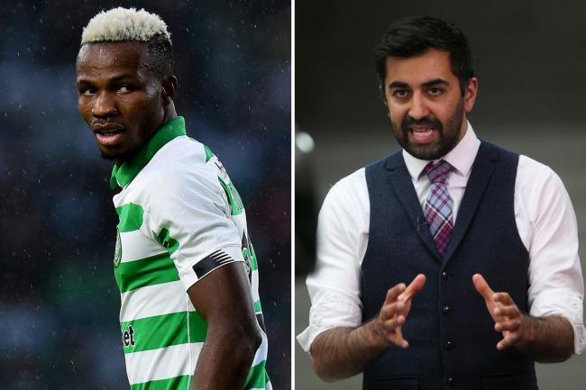 Celtic star Boli Bolingoli has left government