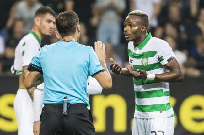 It would be wrong to heavily punish Scottish football for Celtic's Bolingoli mistake, says Robinson