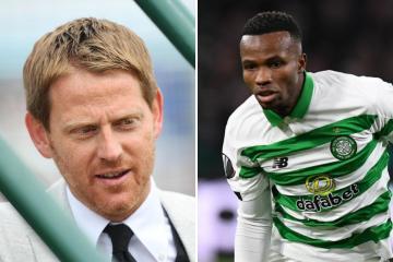 Michael Stewart slams 'disgraceful disregard' of Celtic defender Boli Bolingoli