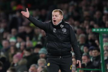 Furious Neil Lennon ready to accept whatever punishment Celtic hand down to 'selfish' Boli Bolingoli