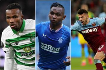 Scottish transfer news as it happened: Albian Ajeti touches down in Glasgow   Bolingoli 'loan listed'   Rangers' Glen Kamara wanted in Europe