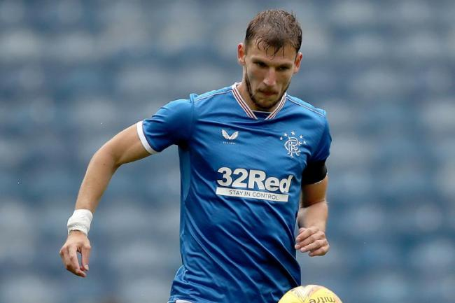 Steven Gerrard addresses Borna Barisic to Leeds Utd speculation as he hails defender's form