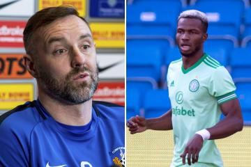 Ex-Rangers star Kris Boyd slams Celtic's Bolingoli for lack of respect after trip to Spain