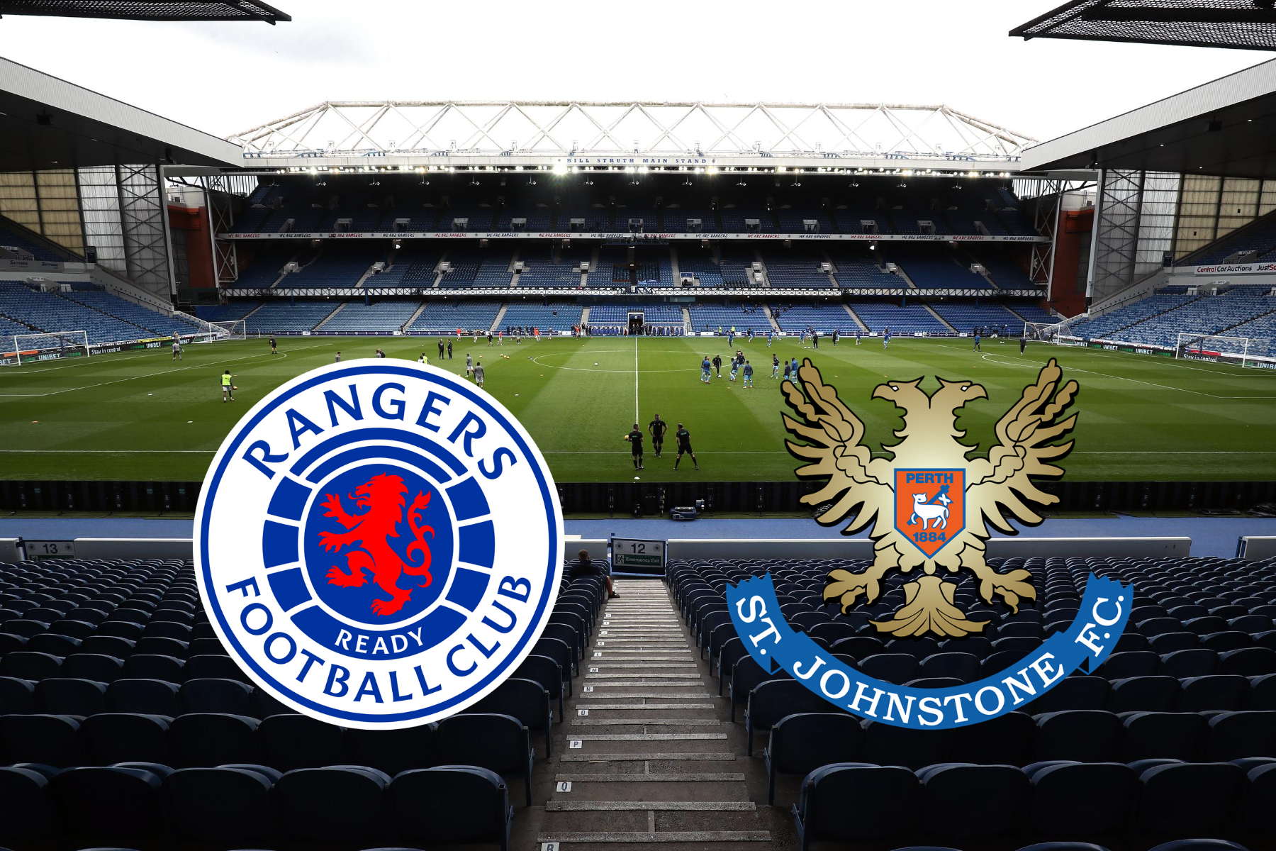 Rangers 1 St Johnstone 0 LIVE: Borna Barisic gives Steven Gerrard's side the lead at Ibrox