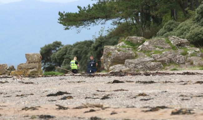 Police in plea to identify woman tragically found dead on beach near Glasgow