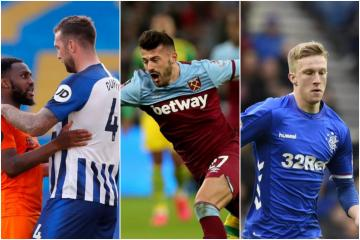 Scottish transfer news as it happens: Celtic 'hold talks' with Shane Duffy   Albian Ajeti closes in on Parkhead switch   McCrorie to St Gallen?