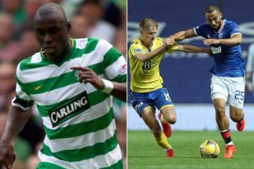 Ex-Celt Marc-Antoine Fortuné jokingly dismisses switch of allegiance after Kemar Roofe support