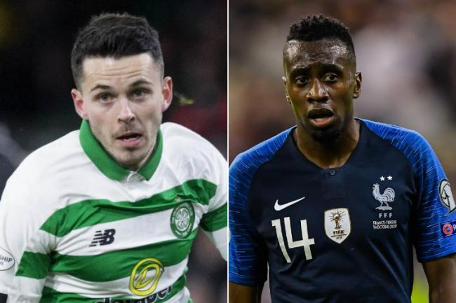 Ex-Celtic winger Lewis Morgan links up with World Cup winner Blaise Matuidi at Inter Miami