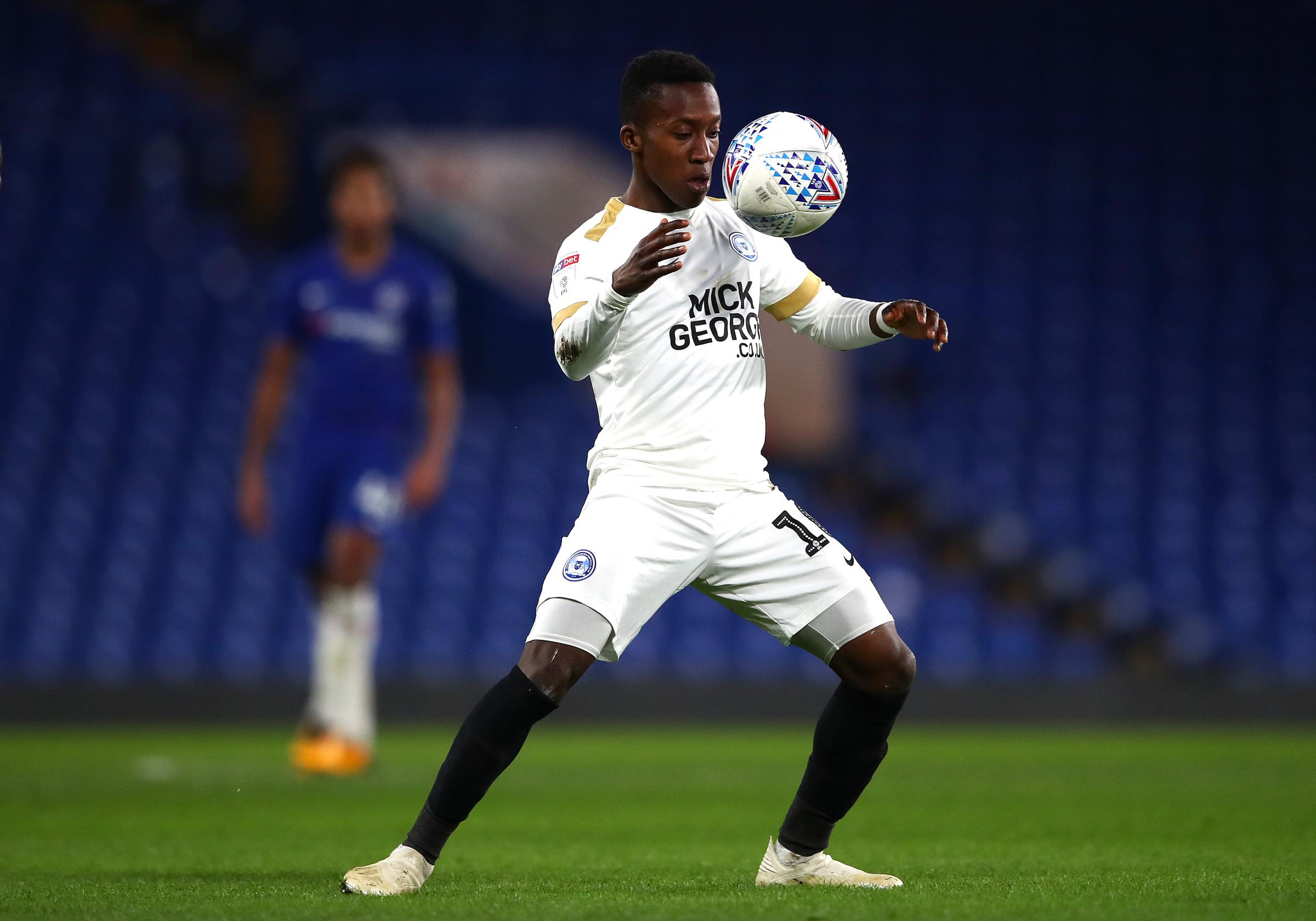 Karamoko brother Siriki Dembele attracting interest from Sheffield Utd and West Brom