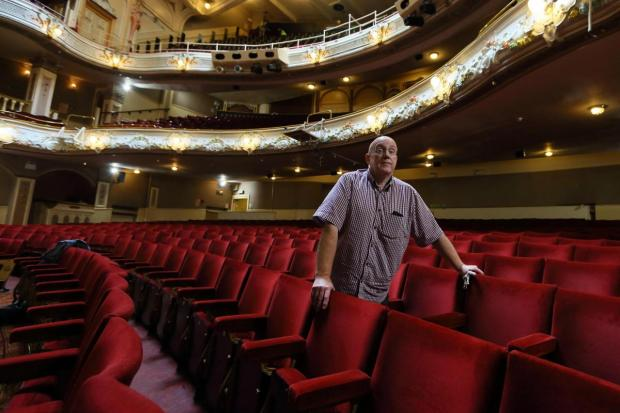 'We're taking steps forward at last': Pavilion Theatre announces reopening date