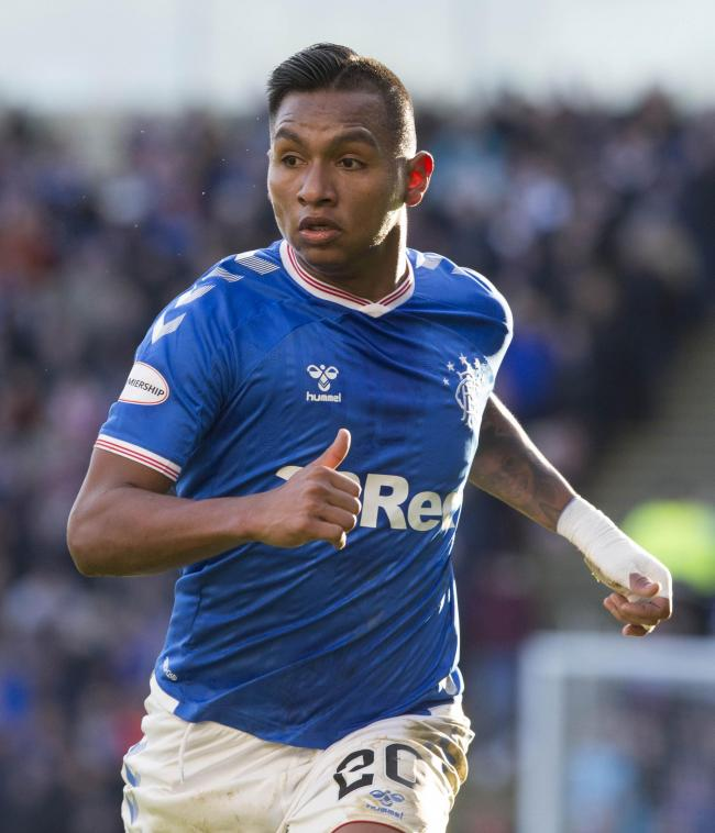 Morelos was injured in the incident