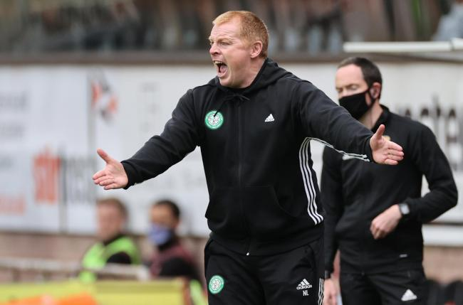 Neil Lennon says it is not feasible for his players to self-isolate for 14 days.