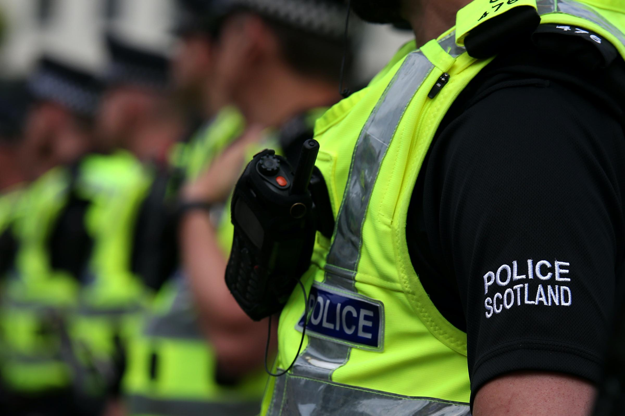 Baird Street: Busy streets closed as police respond to 'concerns for person'