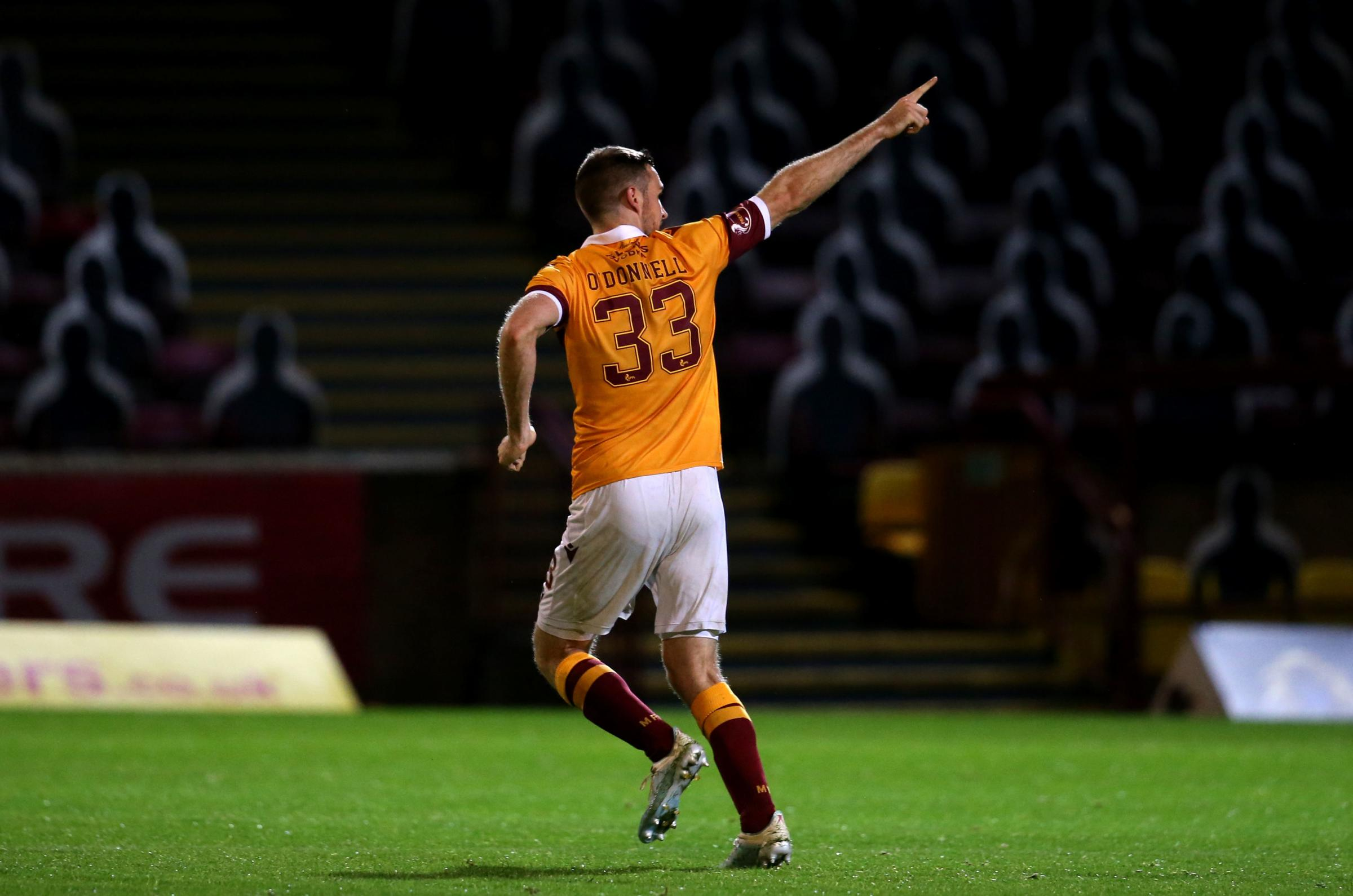 Stephen O'Donnell urges ex-Motherwell team mate David Turnbull to follow Greg Taylor's lead at Celtic