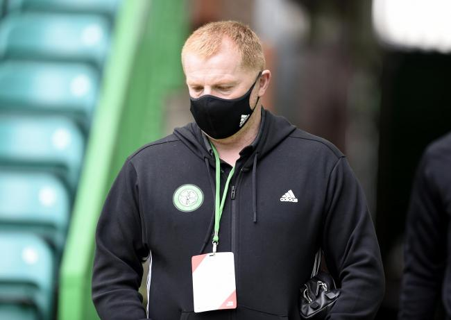 Celtic manager Neil Lennon insists decision to play without strikers isn't an 'ego trip'