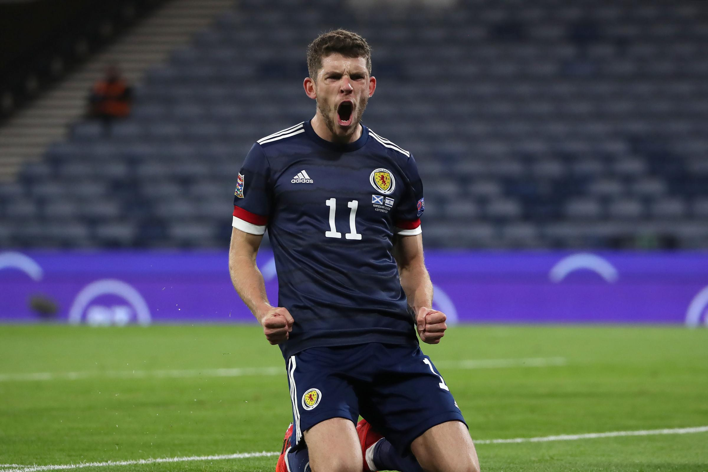 Scotland 1 Israel 1: How the Scotland players rated in disappointing Nations League draw