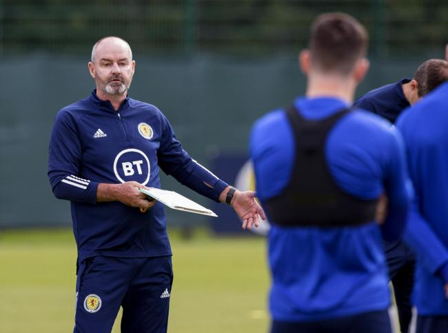 Czech crisis hands Steve Clarke and Scotland the chance to rip it up and start again
