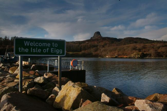 The Isle of Eigg is planning Scotland's first community owned brewery