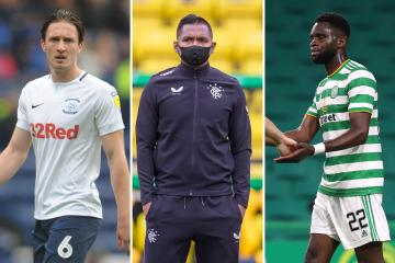 Scottish Premiership transfers as it happened: Leaked image shows new Rangers signing | Edouard wants out of Celtic?
