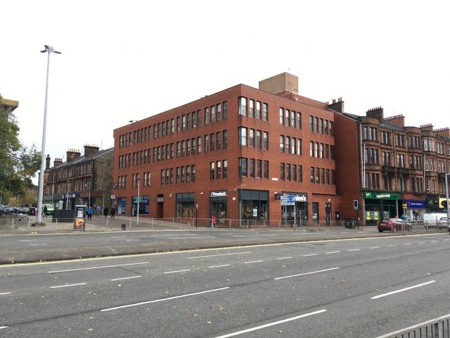 Bid to transform vacant Anniesland offices into new affordable housing