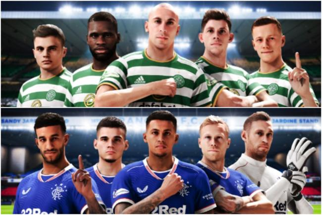 Pro Evolution Soccer 21: Celtic and Rangers' player ratings as Edouard and Morelos battle for top spot