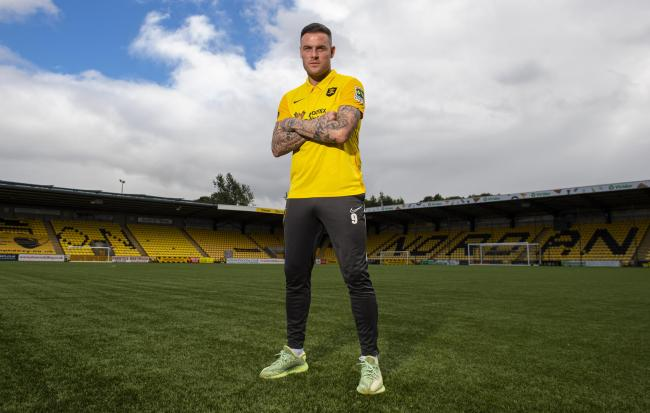 Anthony Stokes signed a deal at Livingston last month before it was terminated this week