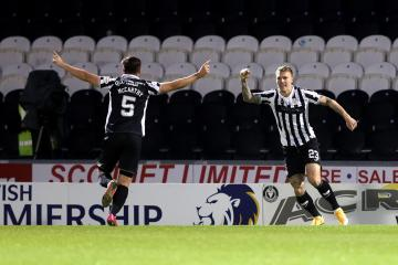 St Mirren 1 Celtic 2: How the Saints players rated in narrow defeat to Celtic