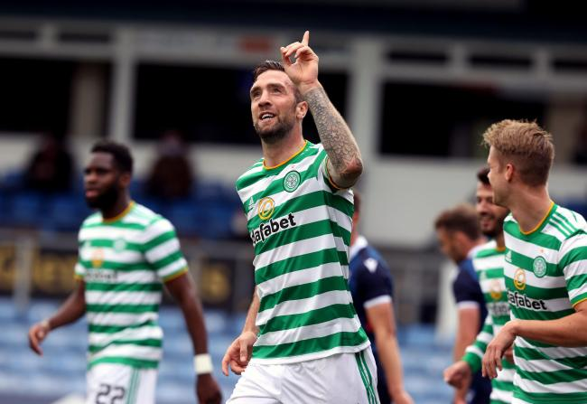 Shane Duffy is dreaming of running out at a packed Celtic Park.