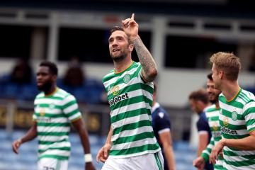 Shane Duffy so desperate to savour Celtic Park atmosphere he says he might have to extend stay in Glasgow